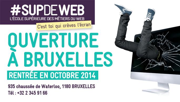 Supdeweb-Bruxelles