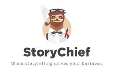 StoryChief pour optimiser vos contenus